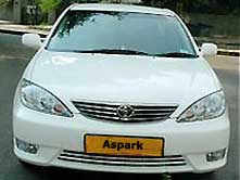 Toyota Corolla Cab On Hire In India