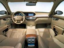 Mercedes Benz S - Class Cab On Hire In India