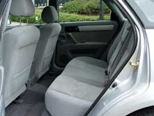 Chevrolet Optra On Hire In India