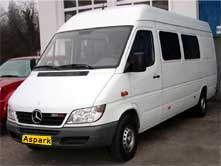 Mercedes Benz Sprinter Cab On Hire In India