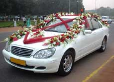 Wedding Cab Booking